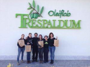 Trespaldum, pressoir technologique et écologique.