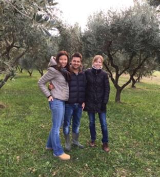 Fabio Prezioso jeune et dynamique agronome en Italie